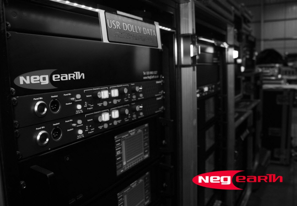 Neg Earth - Experts at entertainment lighting and rigging hire